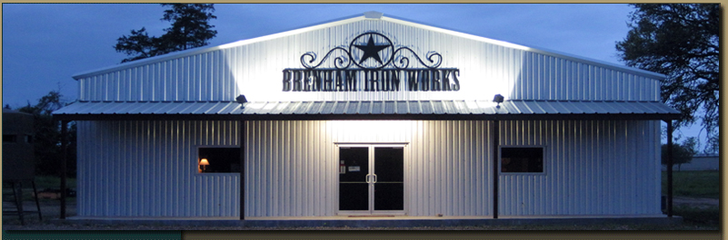 Brenham Iron Works